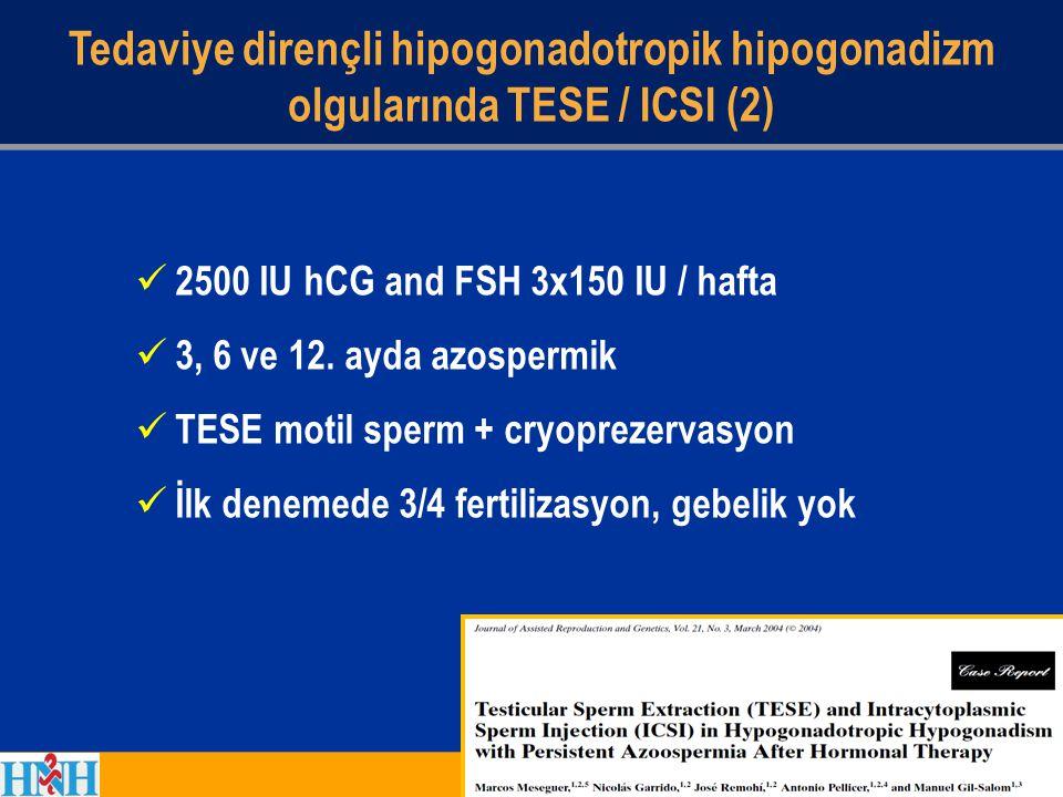 Tedaviye dirençli hipogonadotropik hipogonadizm olgularında TESE / ICSI (2)