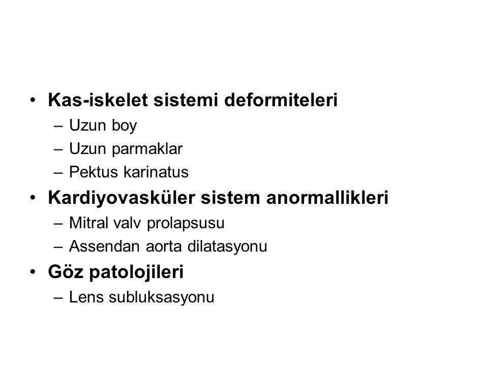 Kas-iskelet sistemi deformiteleri