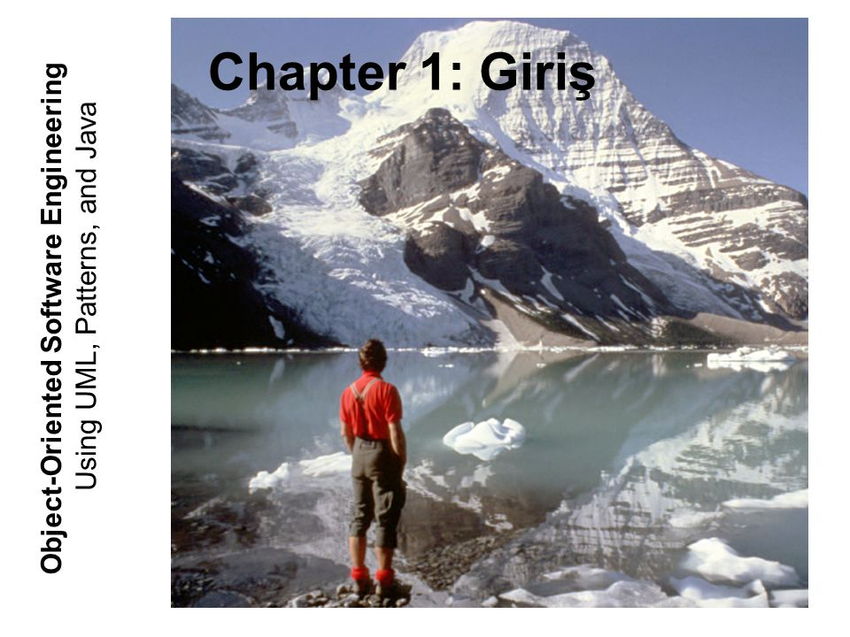 Chapter 1: Giriş