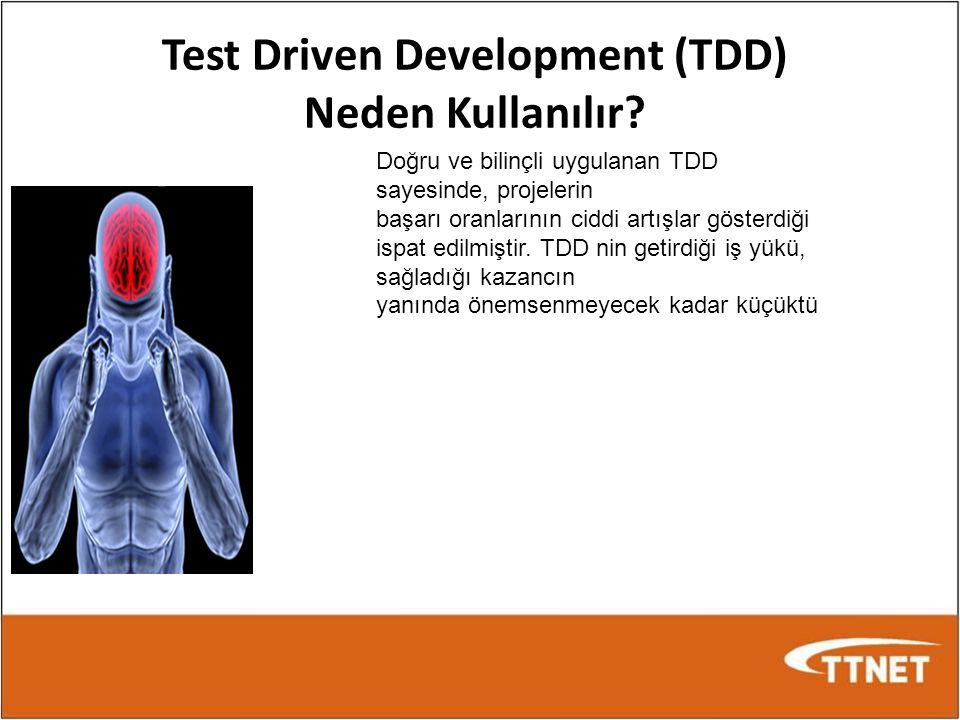 Test Driven Development (TDD) Neden Kullanılır