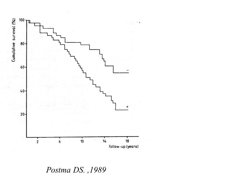 Postma DS. ,1989