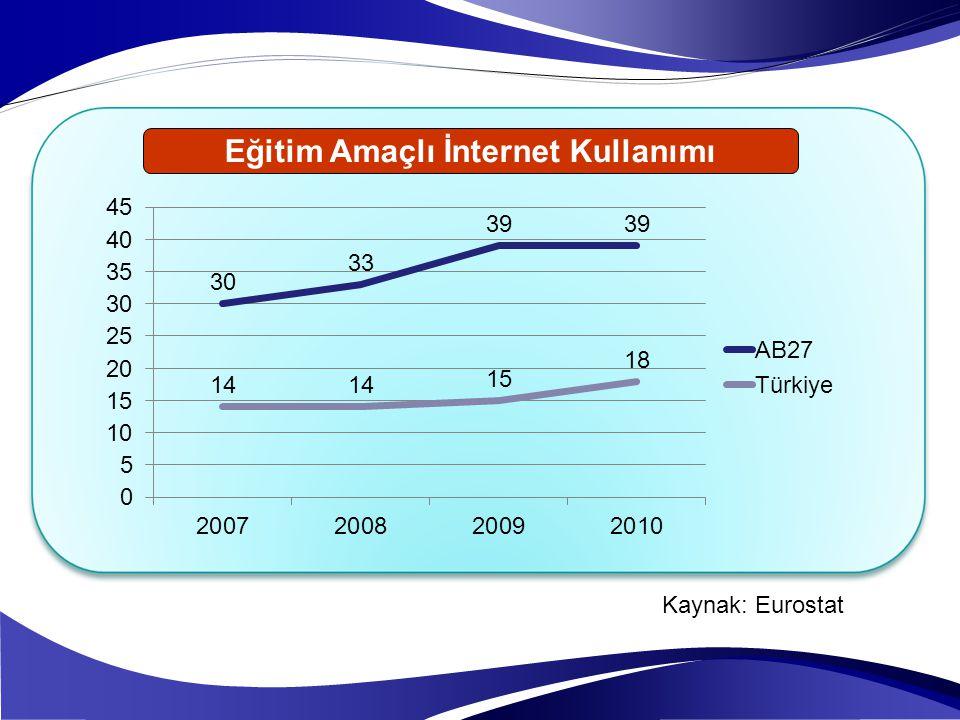 Eğitim Amaçlı İnternet Kullanımı