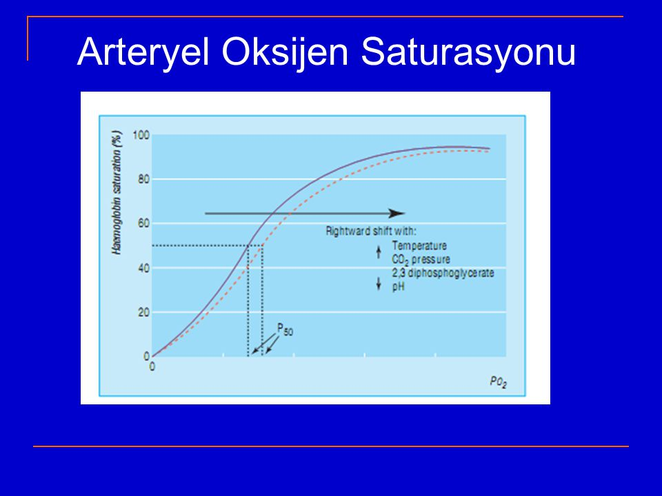 Arteryel Oksijen Saturasyonu