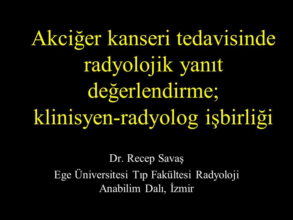 Ege Üniversitesi Tıp Fakültesi Radyoloji Anabilim Dalı, İzmir