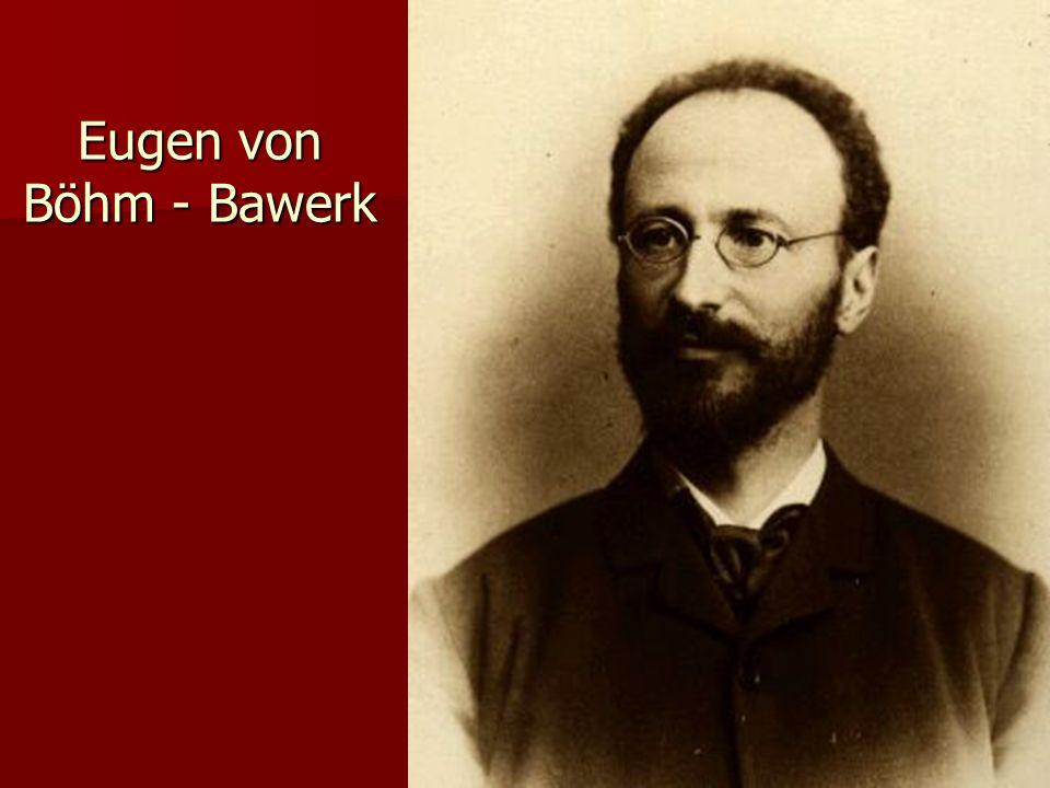 Eugen von Böhm - Bawerk