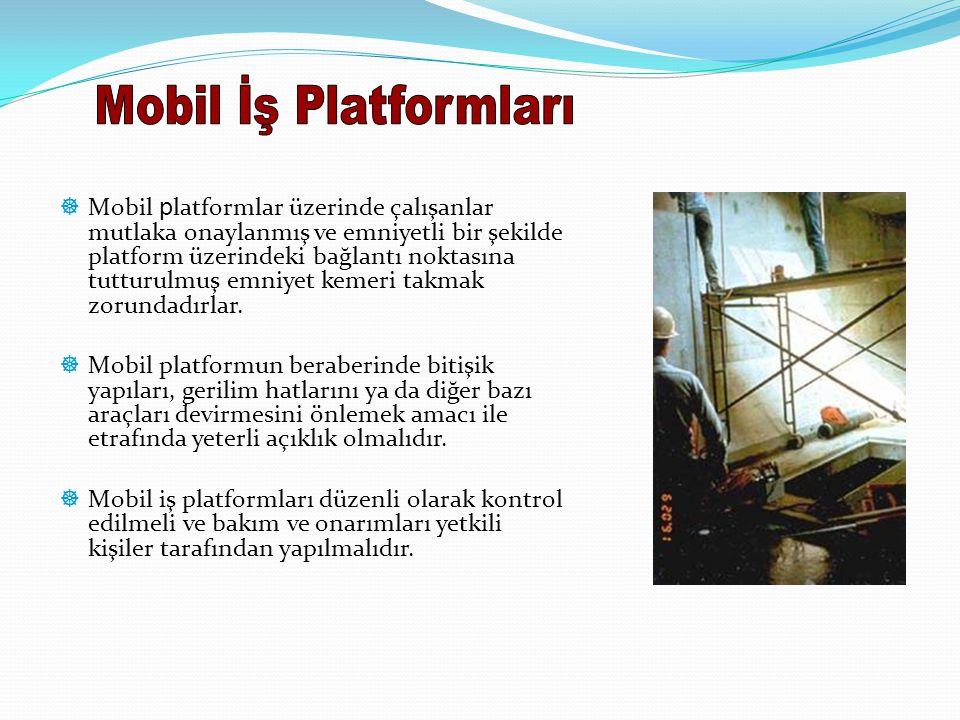 Mobil İş Platformları