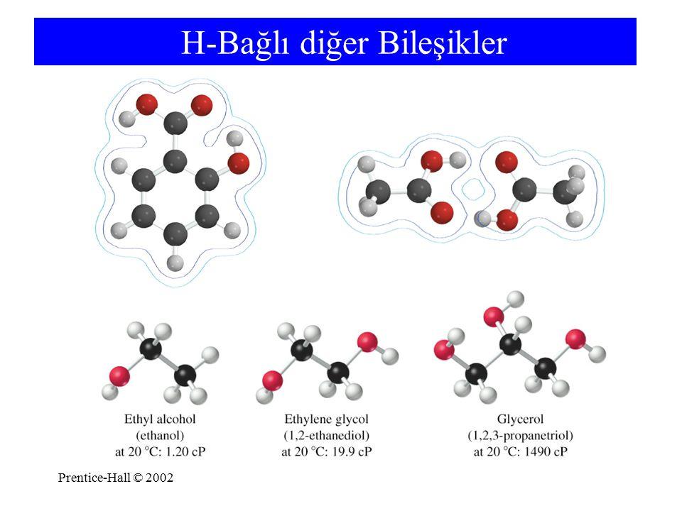 H-Bağlı diğer Bileşikler
