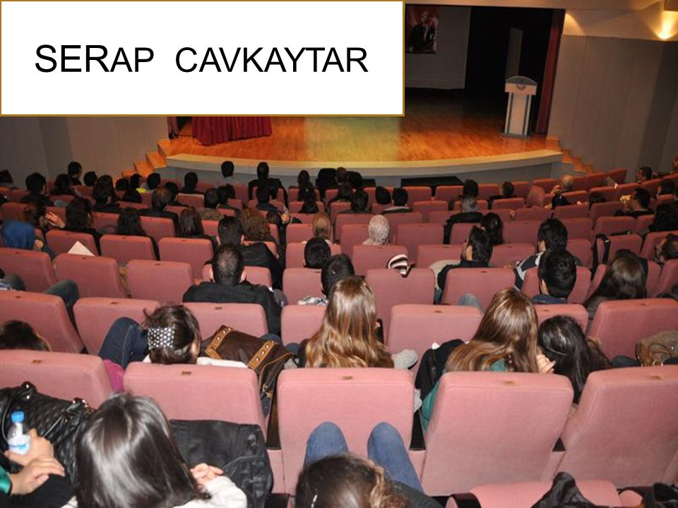 SERAP CAVKAYTAR