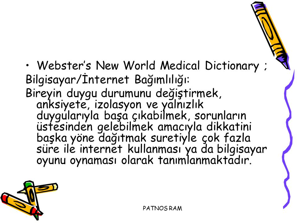 Webster's New World Medical Dictionary ;