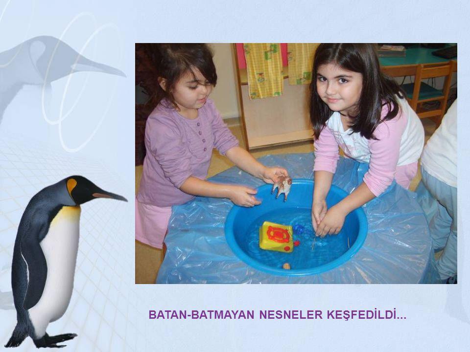 BATAN-BATMAYAN NESNELER KEŞFEDİLDİ...