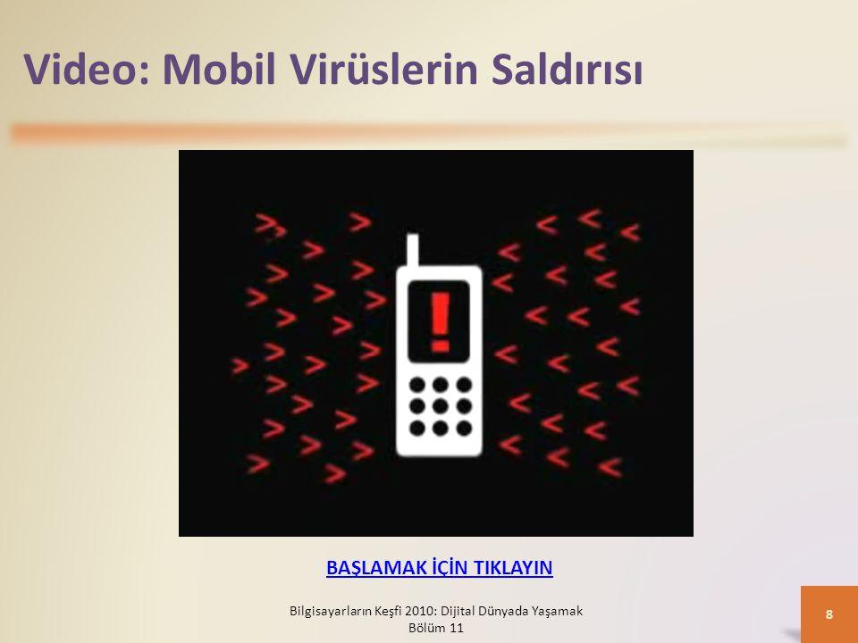 Video: Mobil Virüslerin Saldırısı