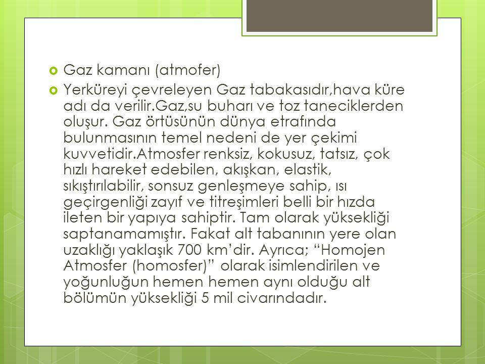Gaz kamanı (atmofer)