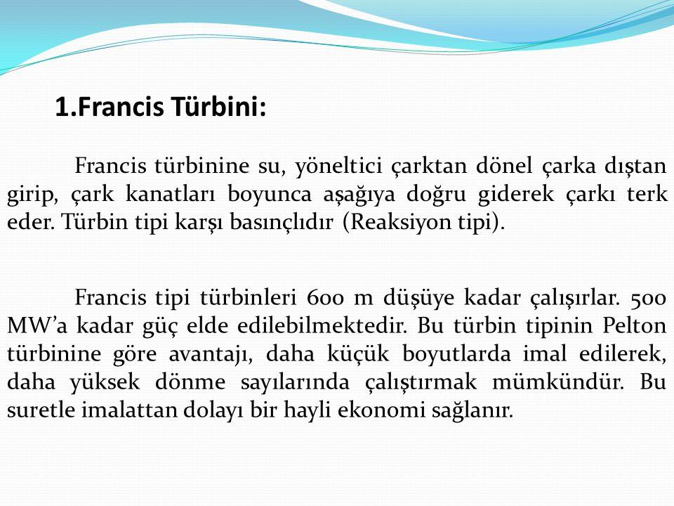 1.Francis Türbini:
