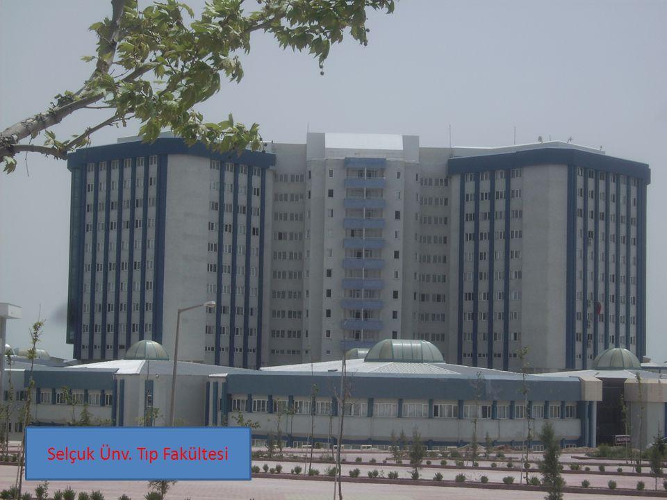 Selçuk Ünv. Tıp Fakültesi