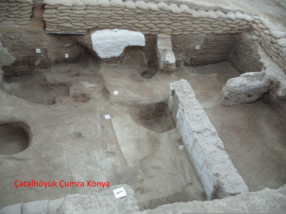 Çatalhöyük Çumra Konya