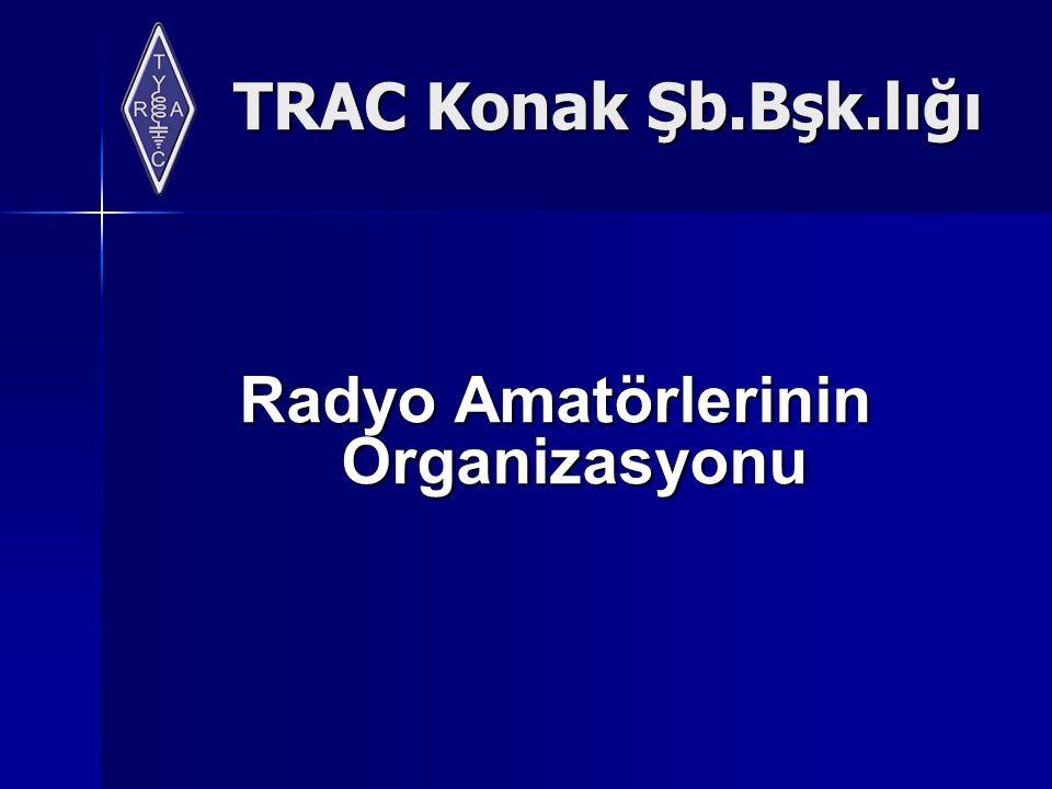 Radyo Amatörlerinin Organizasyonu