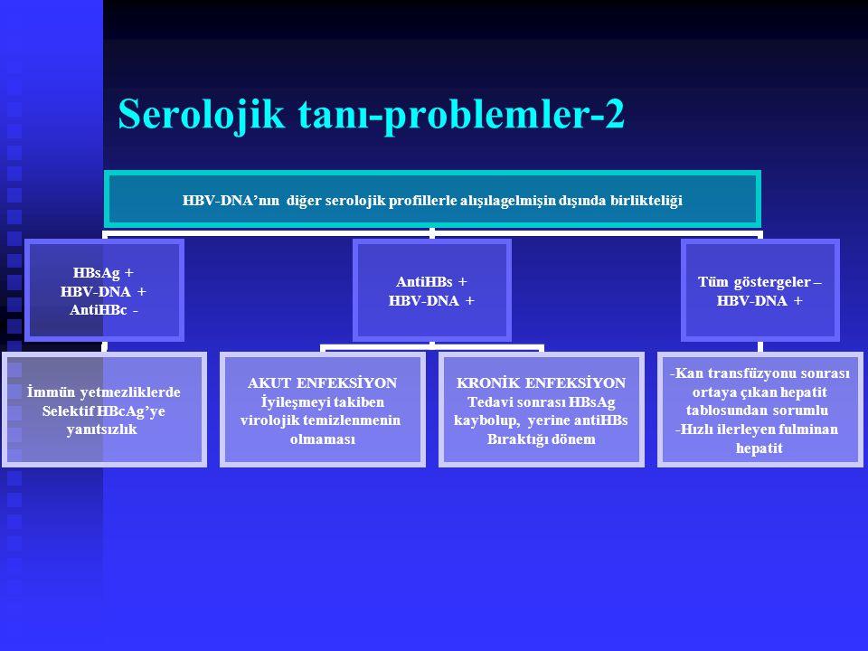 Serolojik tanı-problemler-2