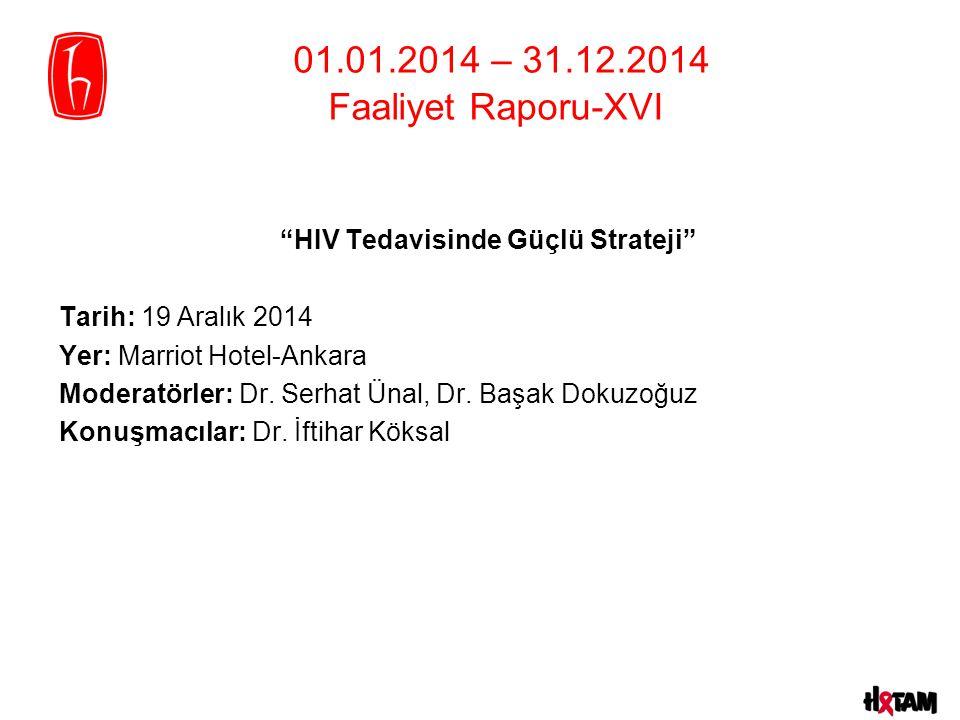 HIV Tedavisinde Güçlü Strateji