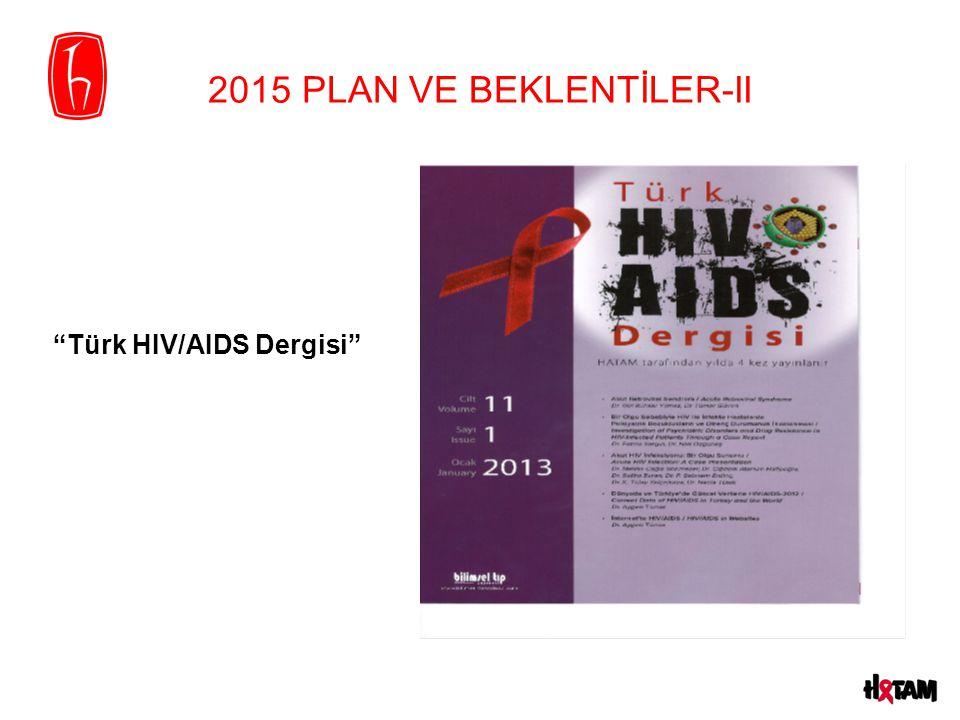 2015 PLAN VE BEKLENTİLER-II