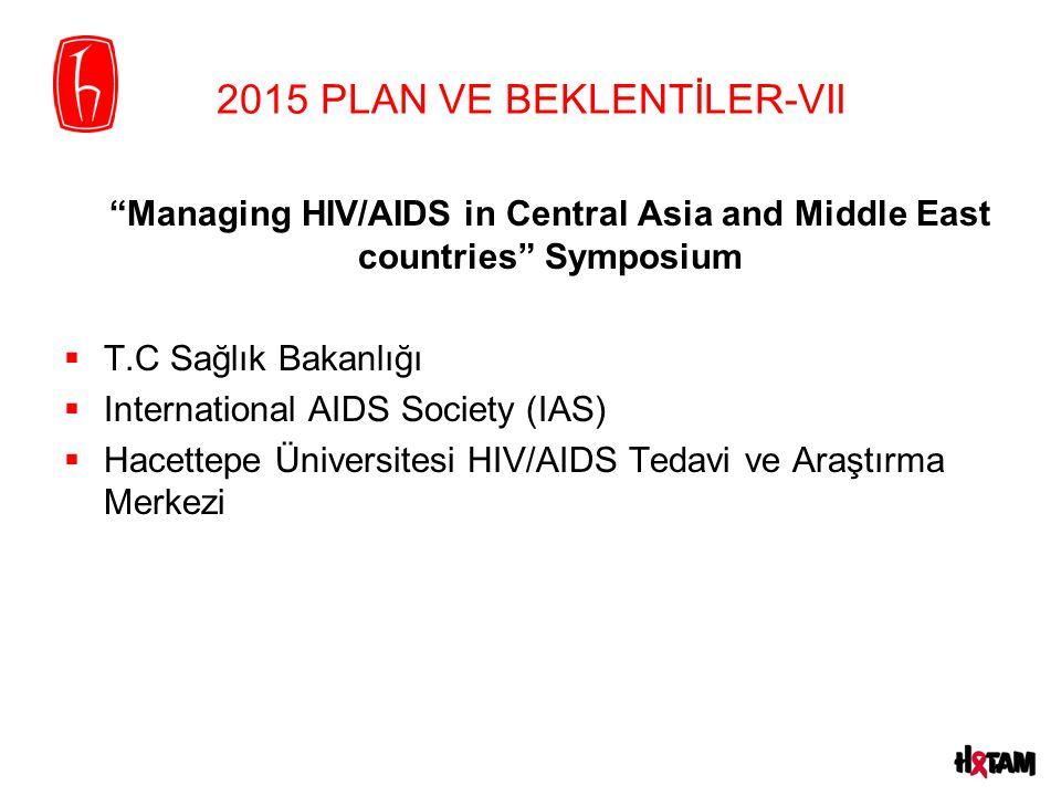 2015 PLAN VE BEKLENTİLER-VII