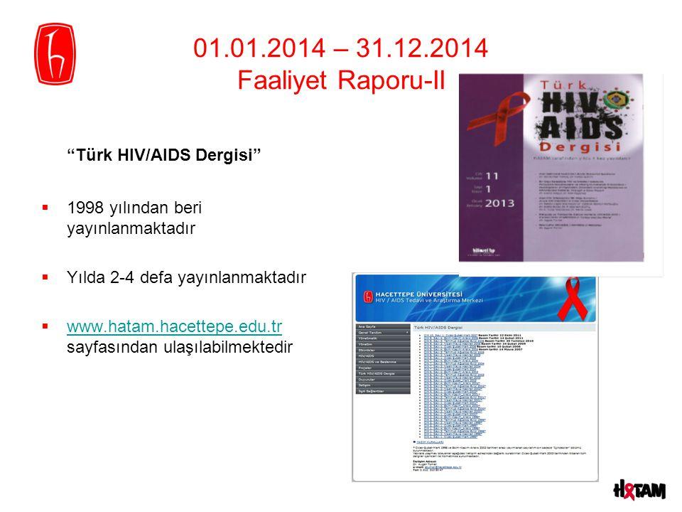 Türk HIV/AIDS Dergisi