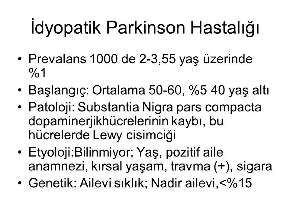 İdyopatik Parkinson Hastalığı