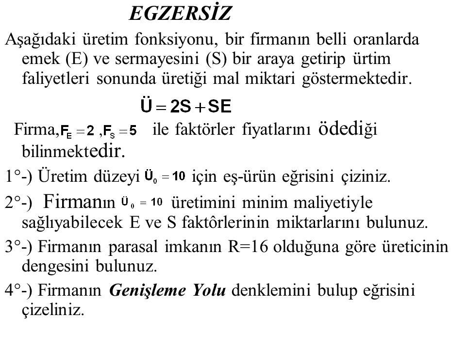 EGZERSİZ