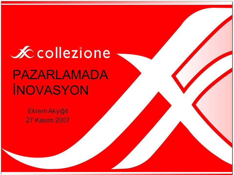 PAZARLAMADA İNOVASYON