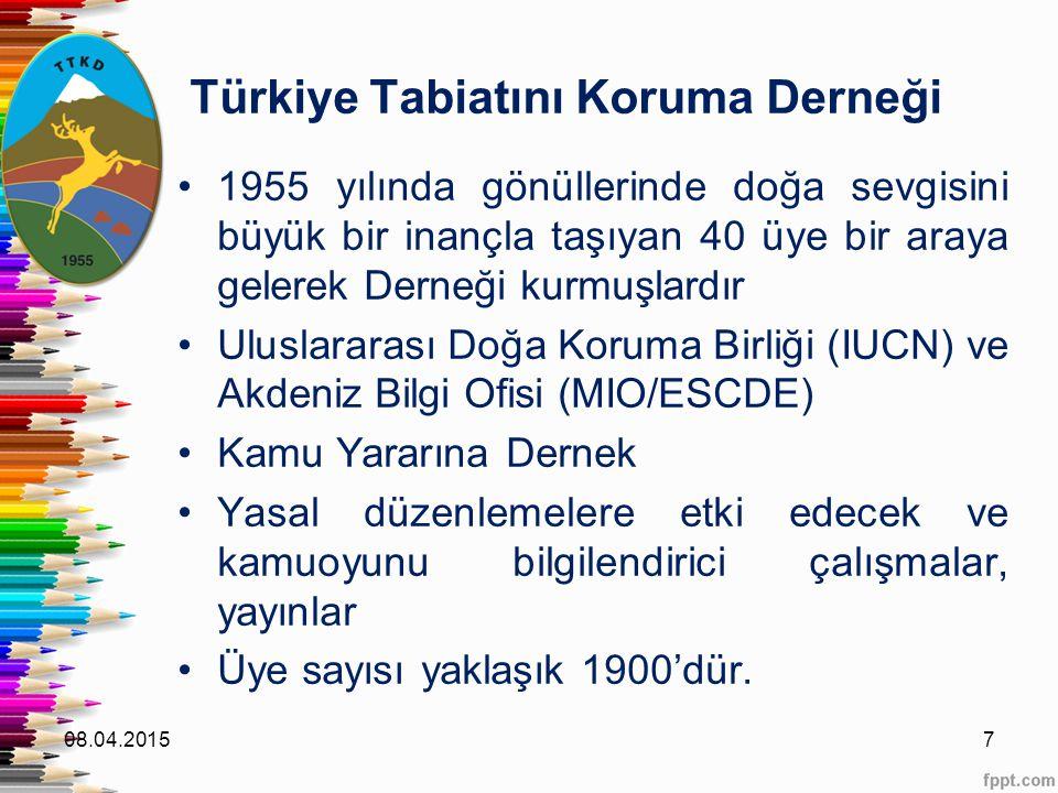 Türkiye Tabiatını Koruma Derneği