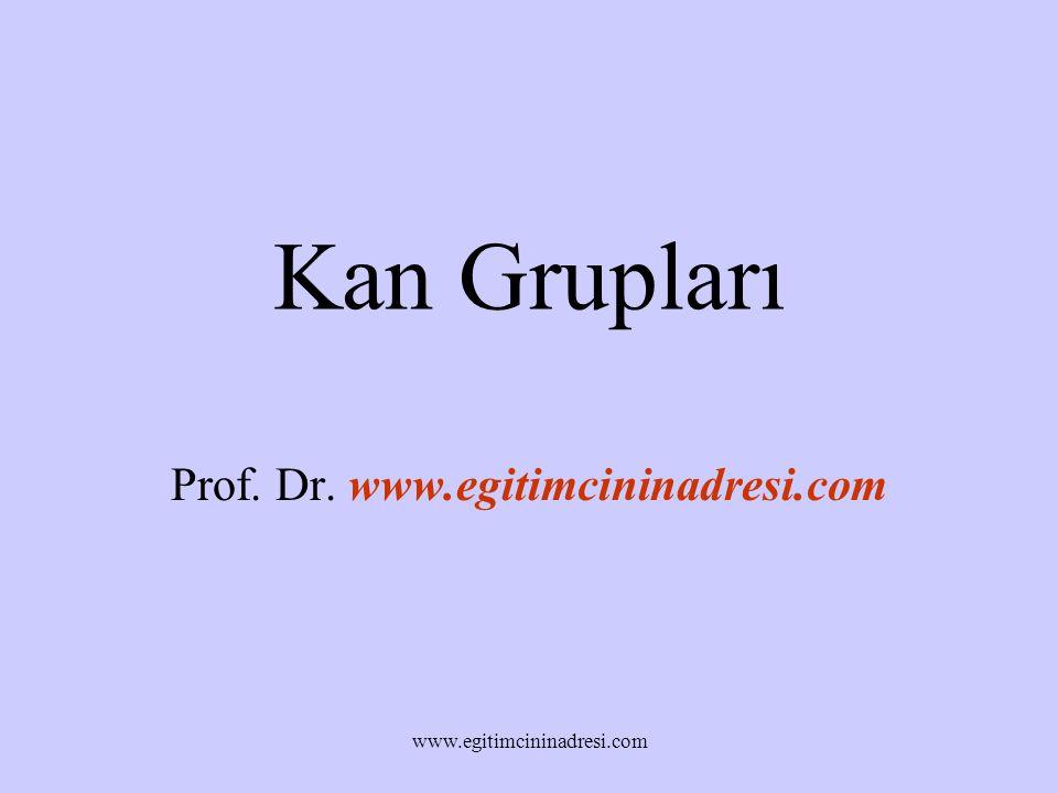 Prof. Dr. www.egitimcininadresi.com