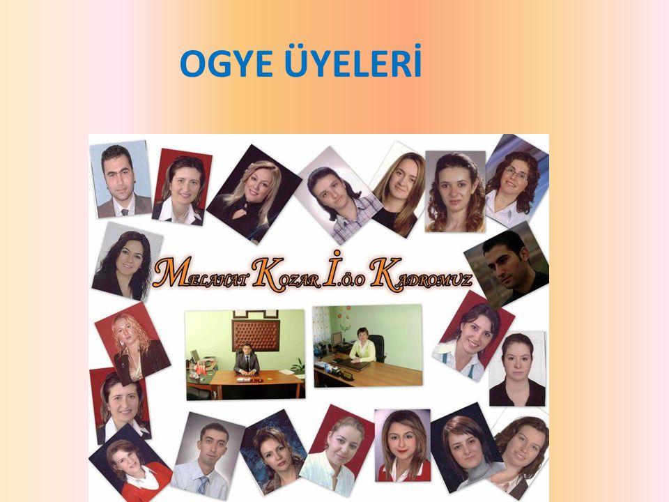 OGYE ÜYELERİ