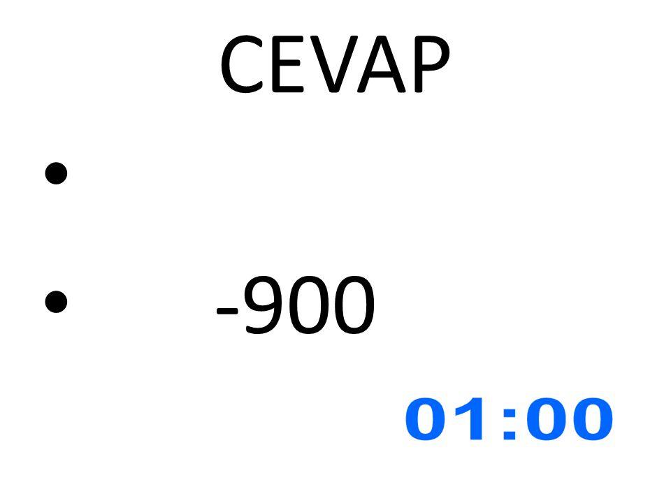 CEVAP -900