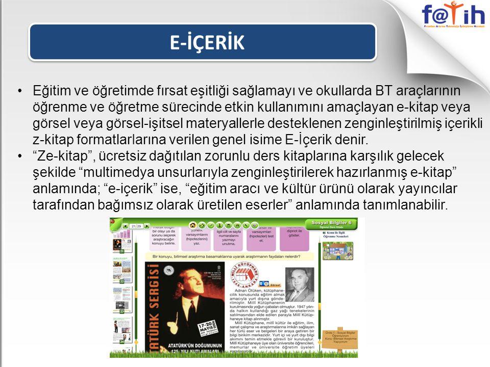 E-İÇERİK