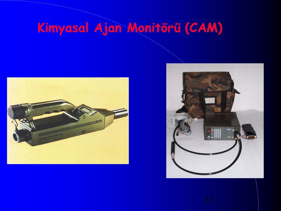 Kimyasal Ajan Monitörü (CAM)