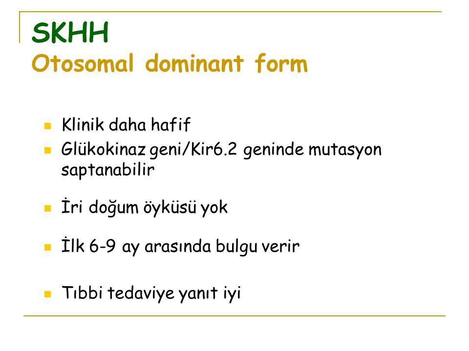 SKHH Otosomal dominant form