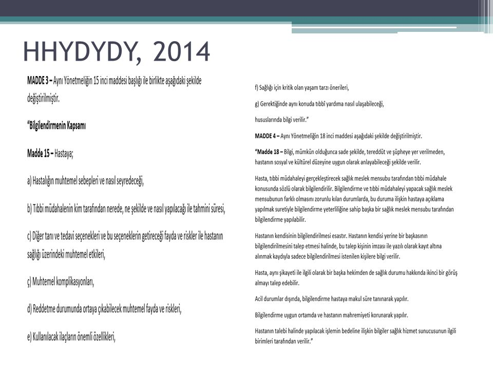HHYDYDY, 2014