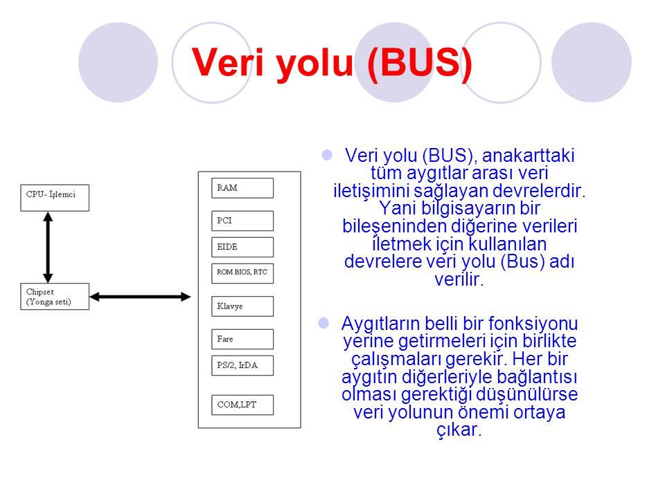 Veri yolu (BUS)