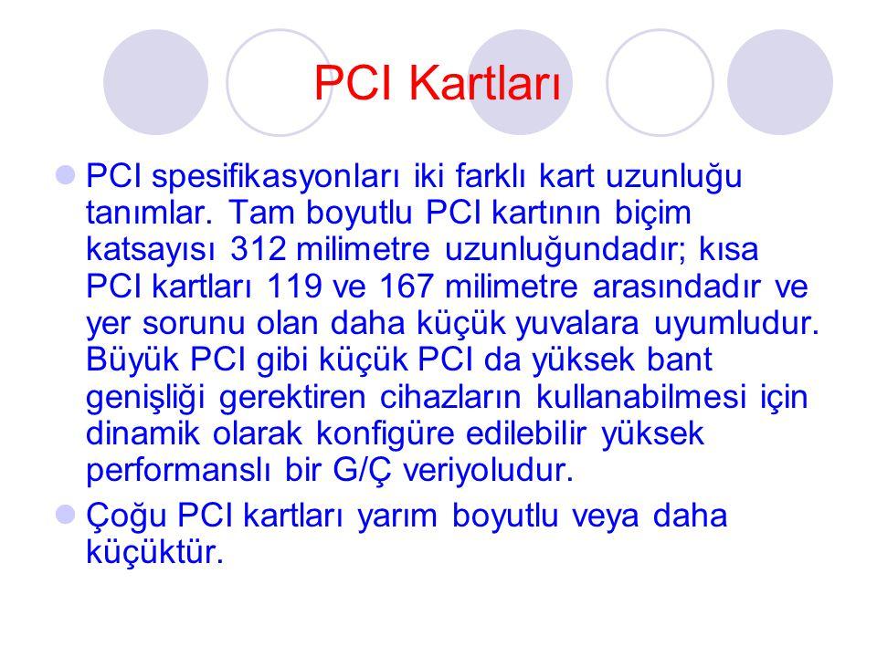 PCI Kartları