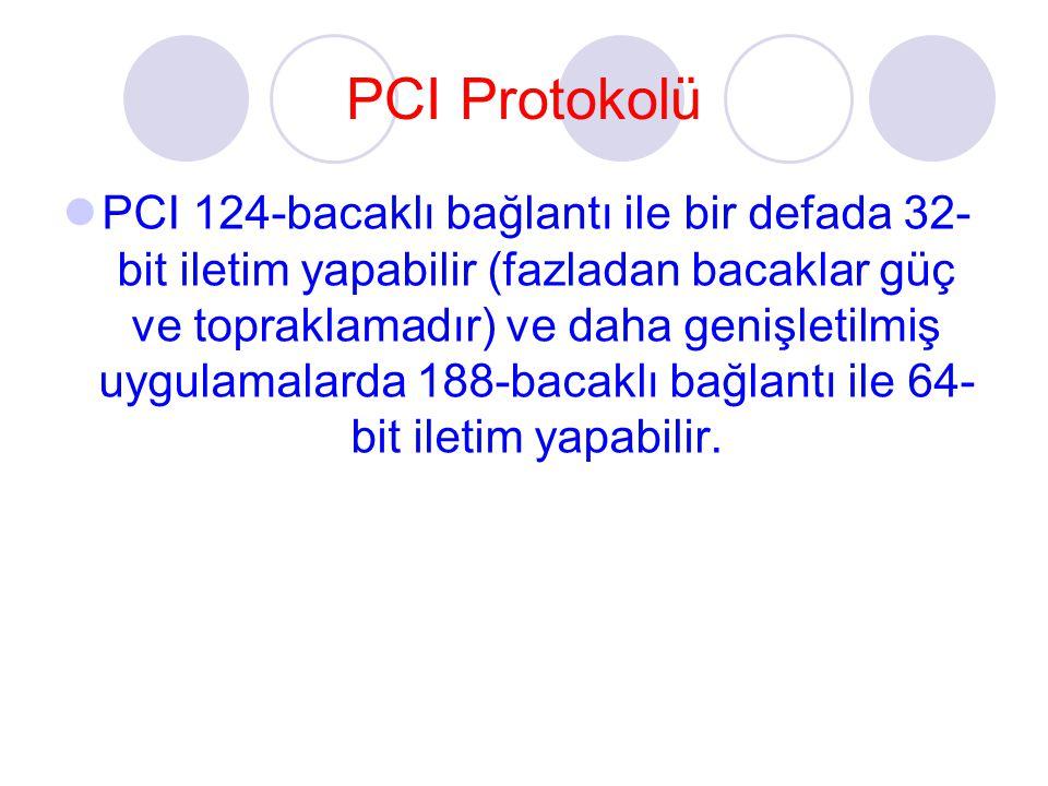 PCI Protokolü
