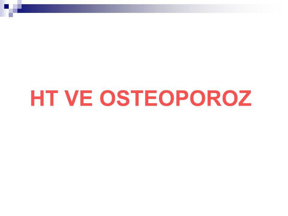 HT VE OSTEOPOROZ