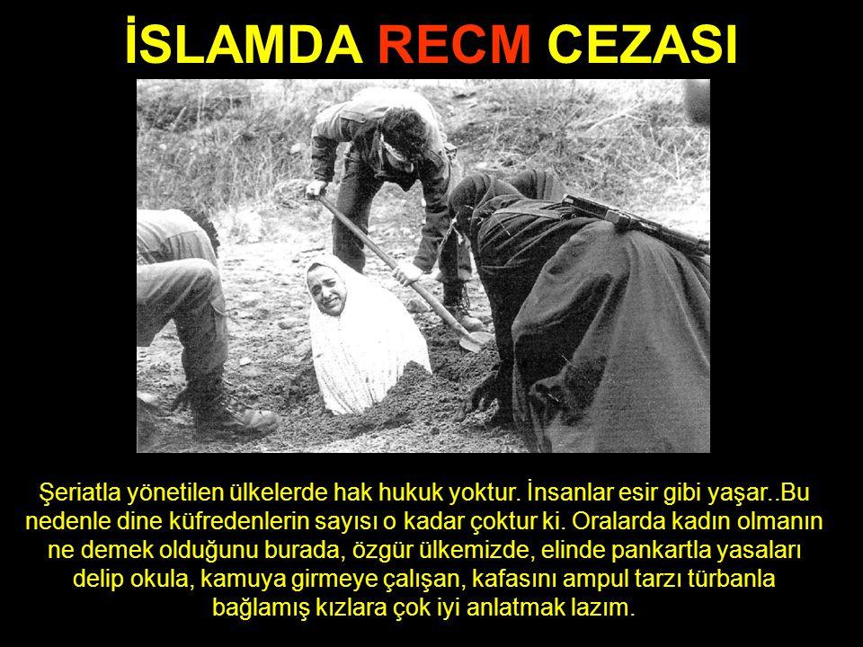 İSLAMDA RECM CEZASI