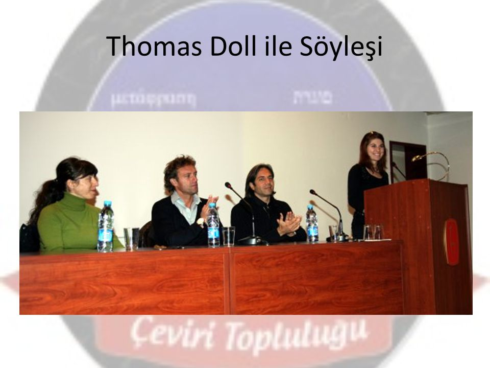 Thomas Doll ile Söyleşi