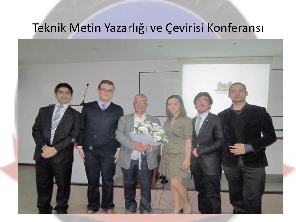 Teknik Metin Yazarlığı ve Çevirisi Konferansı