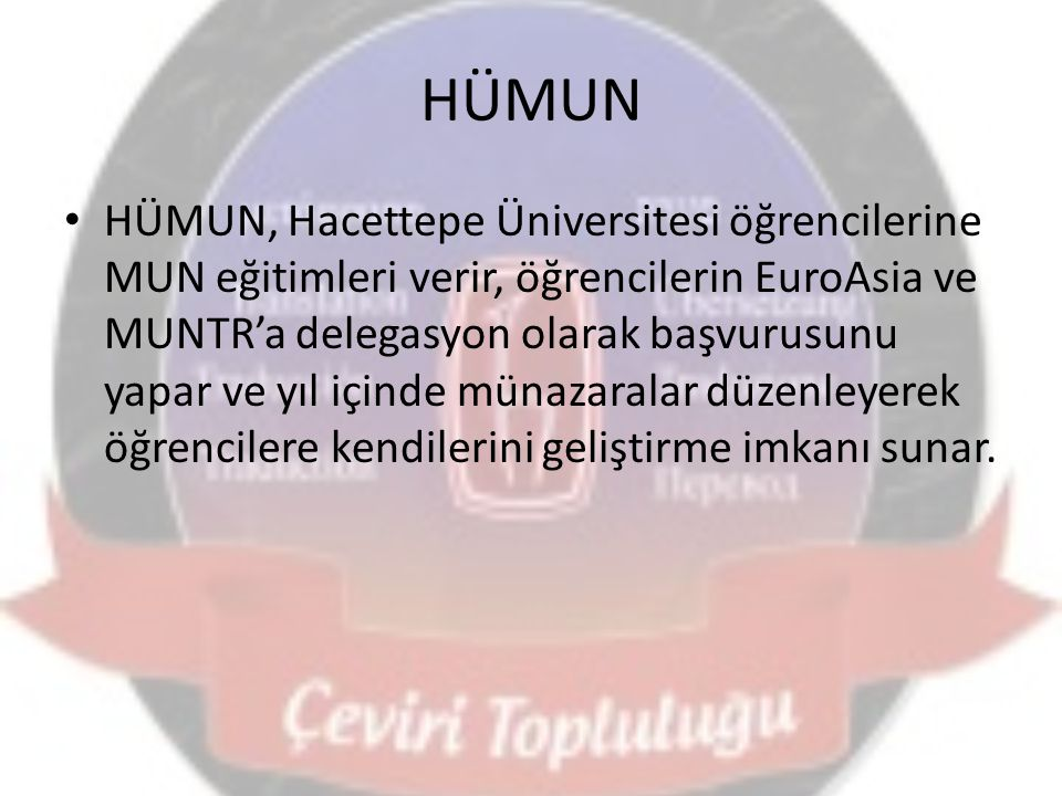 HÜMUN