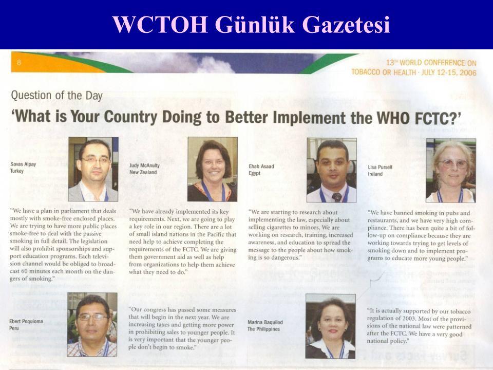 WCTOH Günlük Gazetesi