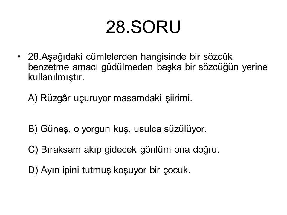 28.SORU
