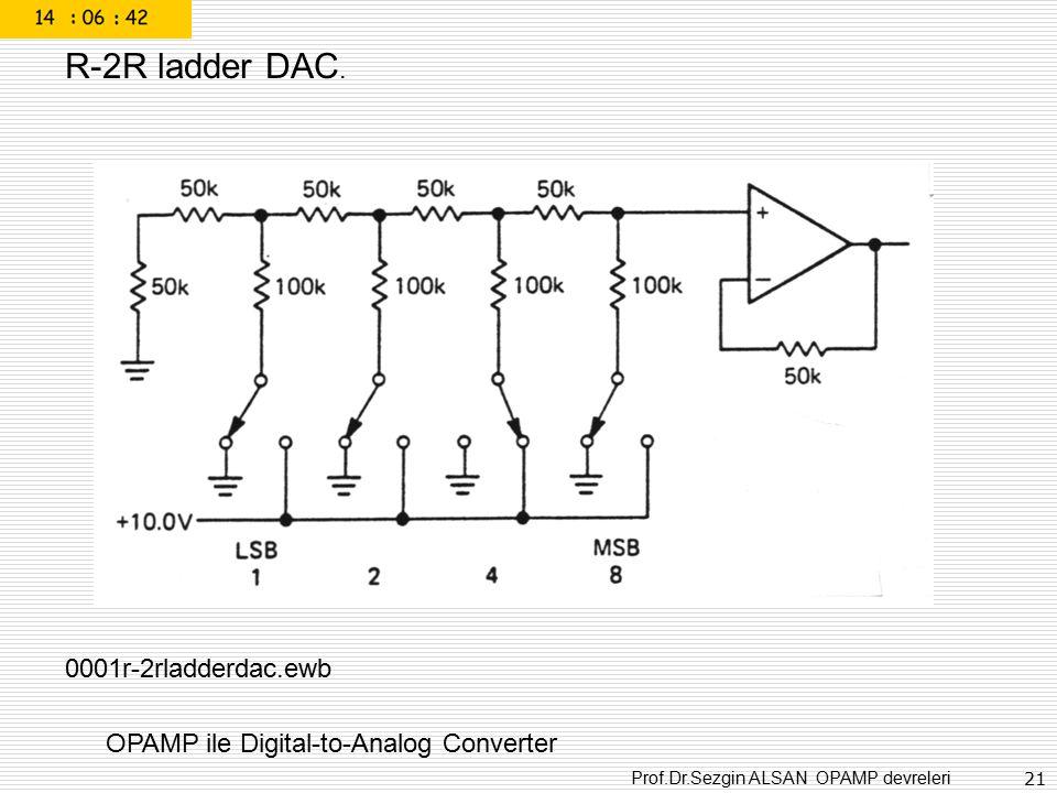 R-2R ladder DAC. 0001r-2rladderdac.ewb