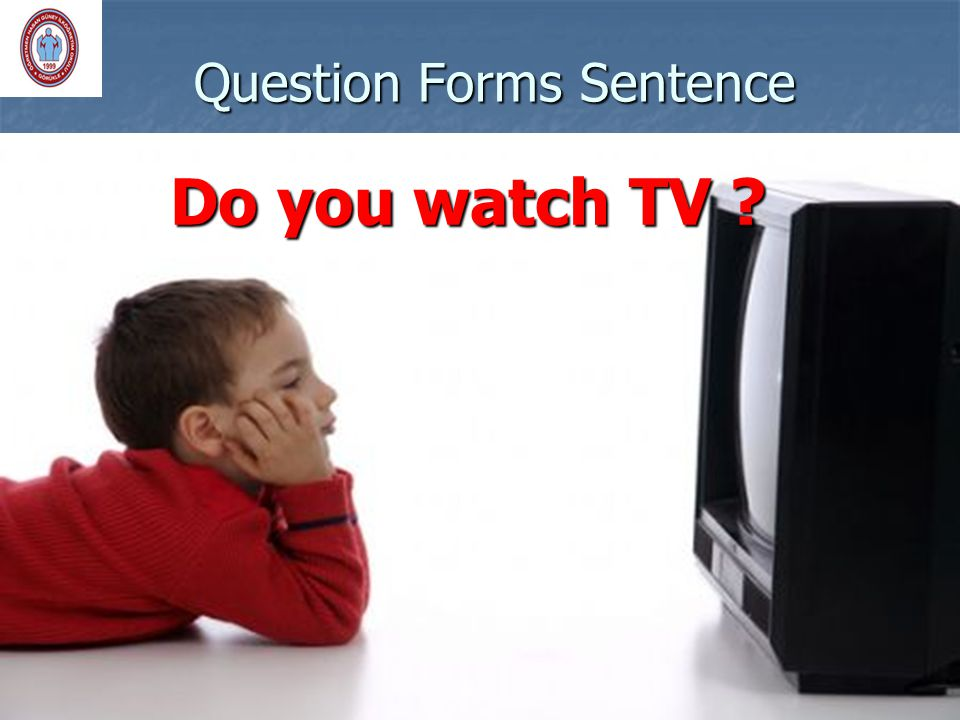Question Forms Sentence