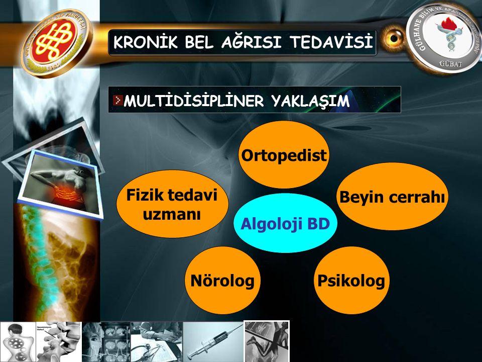 KRONİK BEL AĞRISI TEDAVİSİ