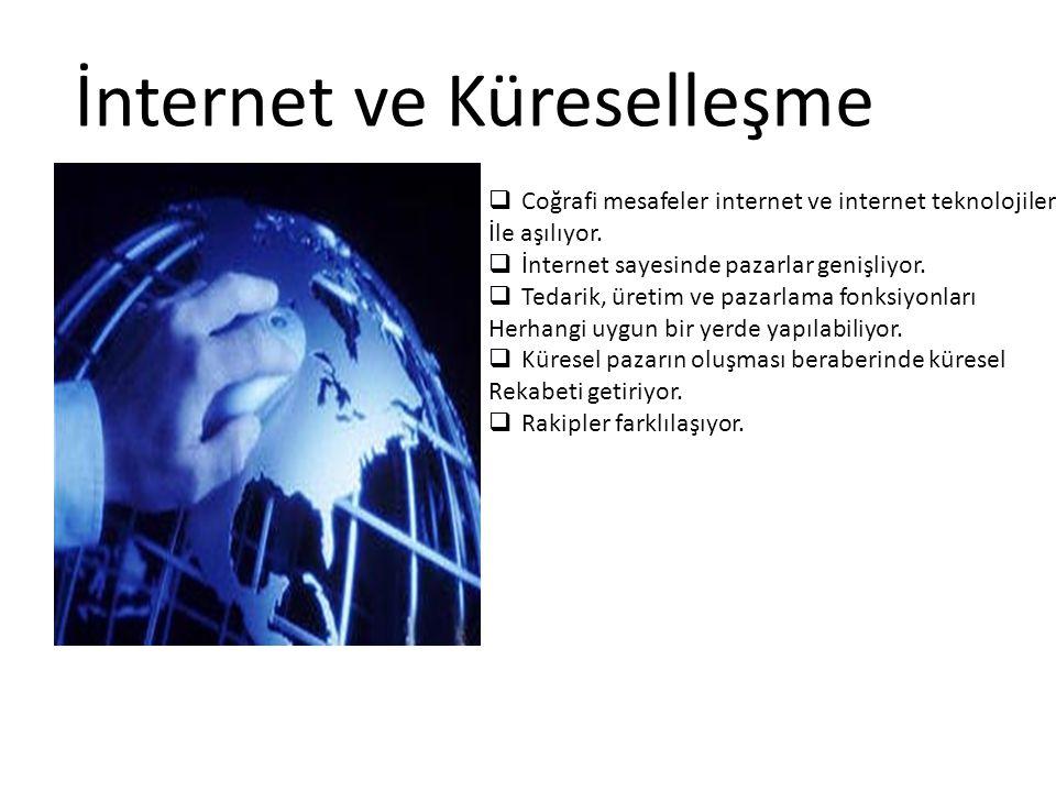 İnternet ve Küreselleşme